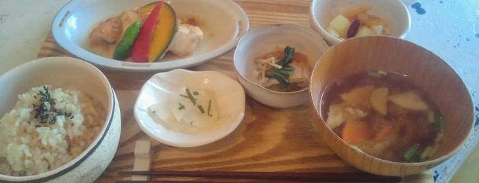 食堂marumi-ya is one of 多摩地区お気に入りカフェ&レストラン.