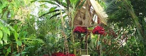 Myriad Botanical Gardens is one of To Visit in OKC.