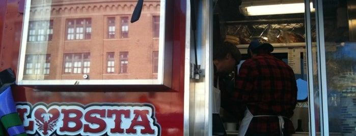 Lobsta Love Food Truck is one of Food Trucks in Boston.