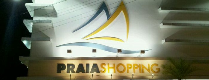 Praia Shopping is one of Shopping Center (edmotoka).