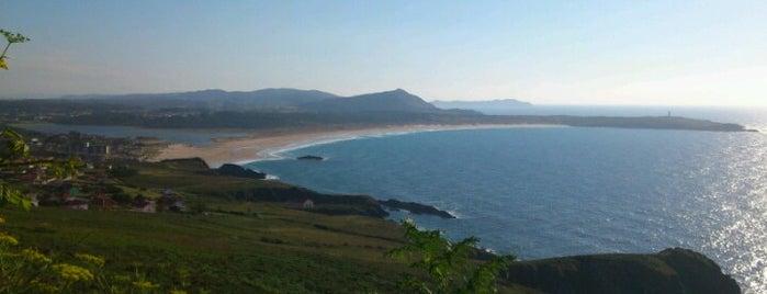 Praia de Valdoviño is one of Playas de España: Galicia.