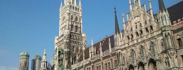 Neues Rathaus is one of Around The World: Europe 1.