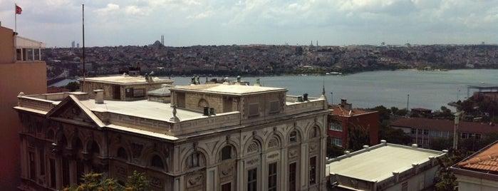 İstanbul'da Konaklama Olanakları