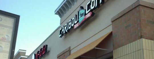 Caribou Coffee is one of สถานที่ที่ Connie ถูกใจ.