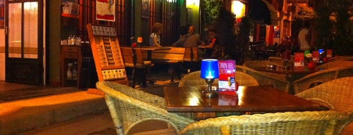 Nar Cafe is one of Alsancak.