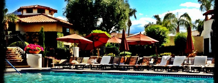 Miramonte Indian Wells Resort & Spa is one of Curio By Hilton.