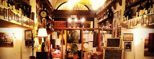 Cantina Bentivoglio is one of Bolonha.