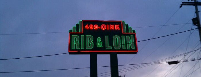 Rib & Loin is one of Chattanooga.