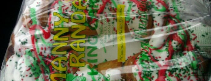 Manny Randazzo King Cakes is one of Nola King Cakes!.