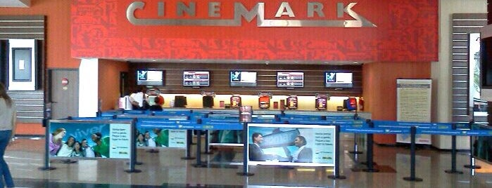 Cinemark is one of Orte, die Marcello Pereira gefallen.