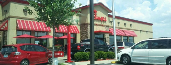 Fil A Is One Of The 15 Best Places With Delivery In Lexington