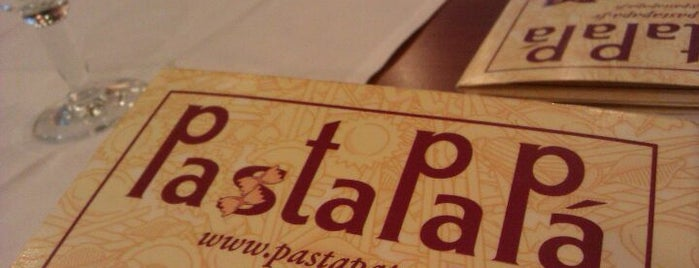 PastaPapá is one of Restaurants in Paris.