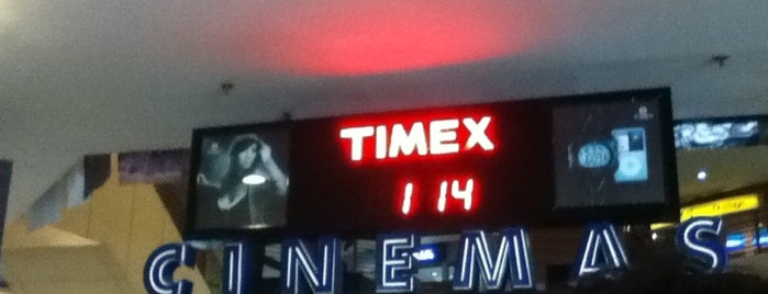 Greenbelt 1 Cinemas is one of Shank : понравившиеся места.