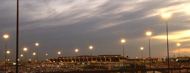 Newark Liberty International Airport (EWR) is one of Airports around the World.