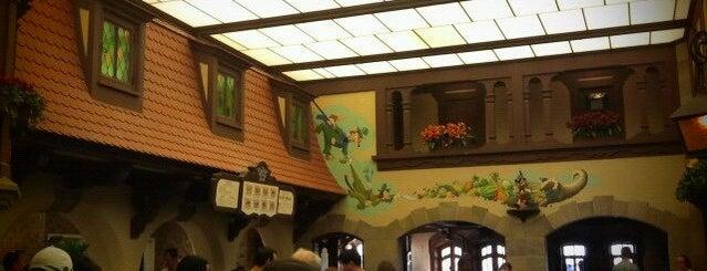 Pinocchio Village Haus is one of My vacation @Orlando.