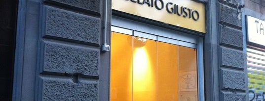 Gelato Giusto is one of Milan l'é un gran Milan.
