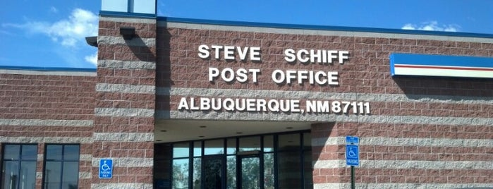 Steve Schiff Post Office is one of ᴡさんのお気に入りスポット.
