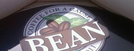 The Bean... Coffee For A Cause is one of Sarahさんの保存済みスポット.