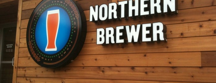 Northern Brewer is one of Minneapolis Brewing.