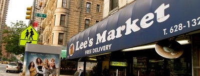 Lee's Market is one of In New York.