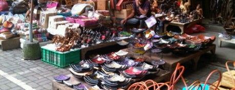 Pasar Seni Ubud (Ubud Art Market) is one of DENPASAR - BALI.