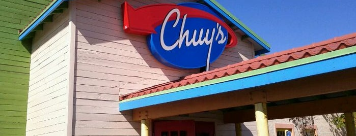 Chuy's Tex-Mex is one of Nashville.
