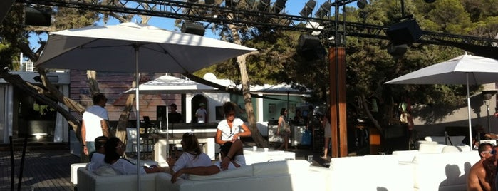 Blue Marlin Ibiza is one of Ibiza Eat Sleep Drink Chill Party.