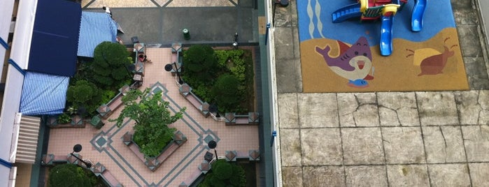 Tanjong Pagar Plaza is one of Orte, die Ian gefallen.