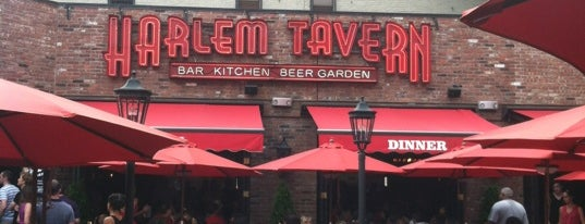 Harlem Tavern is one of Uber's Guide to Harlem.