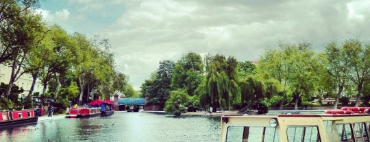 Little Venice is one of Pleasure Spots in the UK.