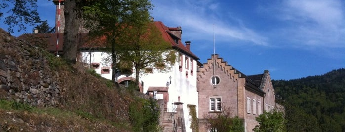Hotel Schloss Eberstein is one of Lugares favoritos de Sven.