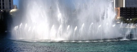 Fountains of Bellagio is one of Vaca.