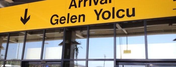 İç Hatlar Terminali is one of Airports in Turkey.