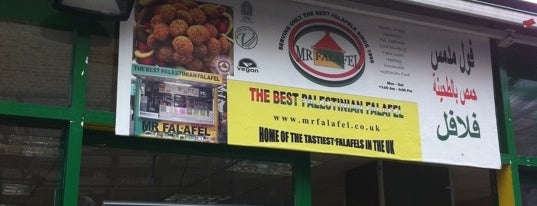 Mr Falafel is one of My London.
