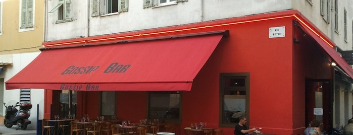 Gossip Bar is one of nizza.
