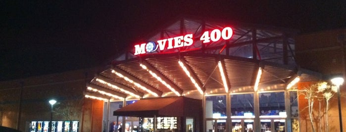 Movies 400 is one of Locais curtidos por Jim.