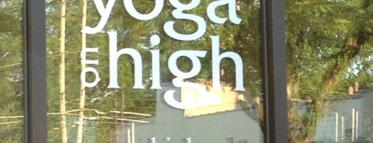 Yoga on High is one of Short North Arts District.