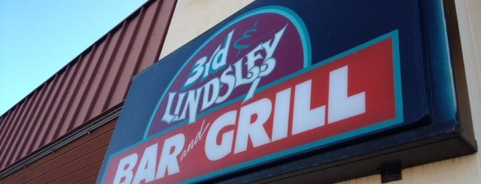 3rd & Lindsley Bar and Grill is one of Nashville, TN.