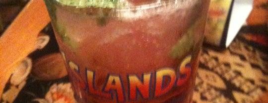 Islands Restaurant is one of Manhattan Beach.
