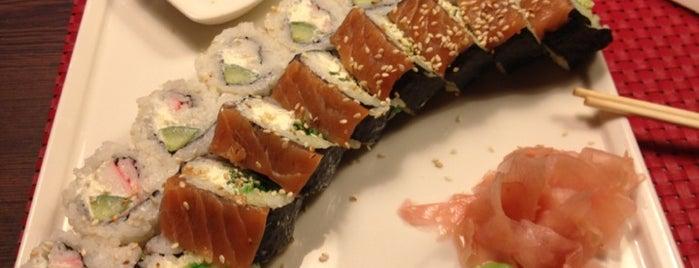 Tokyo Sushibaar is one of Lunch & Dinner.