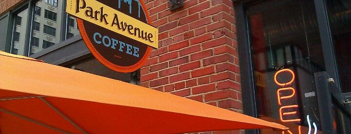 Park Avenue Coffee is one of SND STL Locations & Tips.