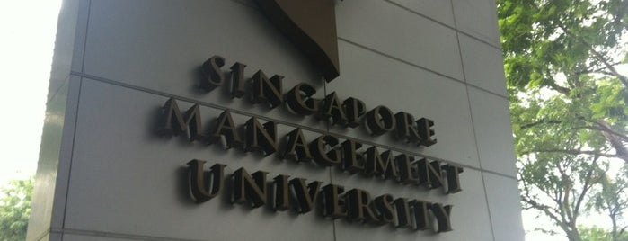 SMU Administration Building is one of Singapore: business while travelling.