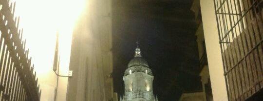 Calle San Agustín is one of Málaga #4sqCities.