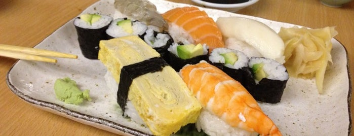 Okuyama No Sushi is one of Budapest.