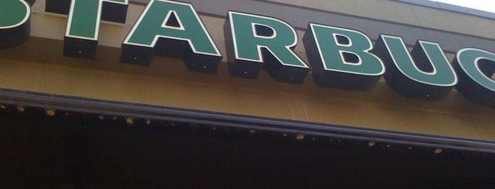 Starbucks is one of Lieux qui ont plu à Moe.