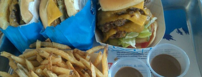 Elevation Burger is one of DC Burger!.