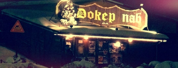 Docker Pub is one of Пабы и бары / Pubs & Bars (Kyiv, Ukraine)..