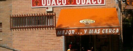 Udaco is one of สถานที่ที่ Miguel ถูกใจ.