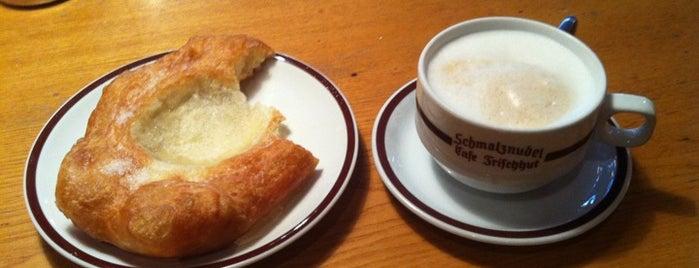 Café Frischhut is one of StorefrontSticker #4sqCities: Munich.