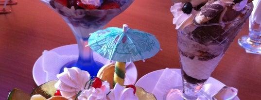 Ice Cream Saloon Clio is one of Болгария - Солнечный берег.